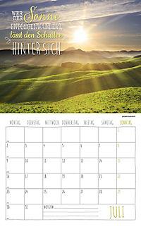 Worte für die Seele Kalender 2018 + 2 Blechschilder - Produktdetailbild 7
