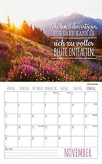 Worte für die Seele Kalender 2018 + 2 Blechschilder - Produktdetailbild 11