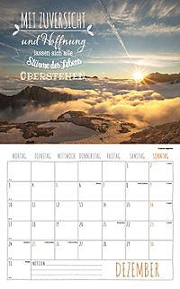Worte für die Seele Kalender 2018 + 2 Blechschilder - Produktdetailbild 12