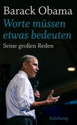 Worte müssen etwas bedeuten, Barack Obama