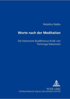 Worte nach der Meditation, Rebekka Radke