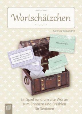 Wortschätzchen (Kartenspiel), Gabriele Schumann