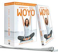 WOYO - Workout-Yoga Starter-Set (mit DVD + Übungsgurt) - Produktdetailbild 1