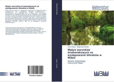 Wplyw warunków srodowiskowych na wystepowanie slimaków w Nidzie, Anna Cieplok, Malgorzata Strzelec