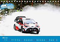 WRC Schweden White Open 2019 (Tischkalender 2019 DIN A5 quer) - Produktdetailbild 4