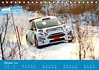 WRC Schweden White Open 2019 (Tischkalender 2019 DIN A5 quer) - Produktdetailbild 5