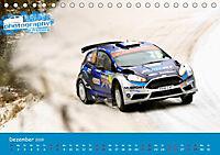WRC Schweden White Open 2019 (Tischkalender 2019 DIN A5 quer) - Produktdetailbild 10