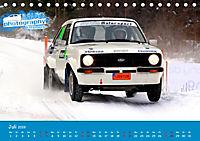 WRC Schweden White Open 2019 (Tischkalender 2019 DIN A5 quer) - Produktdetailbild 7