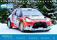 WRC Schweden White Open 2019 (Tischkalender 2019 DIN A5 quer) - Produktdetailbild 9