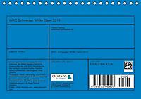 WRC Schweden White Open 2019 (Tischkalender 2019 DIN A5 quer) - Produktdetailbild 13