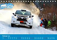 WRC Schweden White Open 2019 (Tischkalender 2019 DIN A5 quer) - Produktdetailbild 2