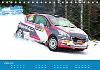 WRC Schweden White Open 2019 (Tischkalender 2019 DIN A5 quer) - Produktdetailbild 6