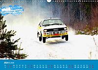 WRC Schweden White Open 2019 (Wandkalender 2019 DIN A3 quer) - Produktdetailbild 3