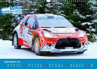 WRC Schweden White Open 2019 (Wandkalender 2019 DIN A3 quer) - Produktdetailbild 9