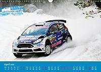 WRC Schweden White Open 2019 (Wandkalender 2019 DIN A3 quer) - Produktdetailbild 4
