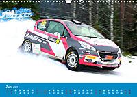 WRC Schweden White Open 2019 (Wandkalender 2019 DIN A3 quer) - Produktdetailbild 6