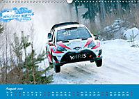 WRC Schweden White Open 2019 (Wandkalender 2019 DIN A3 quer) - Produktdetailbild 8