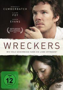 Wreckers - Wie viele Geheimnisse kann die Liebe ertragen?, Benedict(Sherlock) Cumberbatch, Shaun Evans, Cl. Foy
