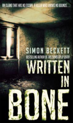 Written In Bone, Simon Beckett