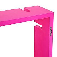 Würfelregal mit 3 Fächern (Farbe: rosa, weiß) - Produktdetailbild 7