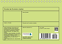 Wunder der Evolution Libellen (Tischkalender 2019 DIN A5 quer) - Produktdetailbild 13