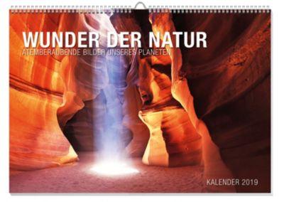 Wunder der Natur Premiumkalender 2019