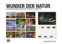 Wunder der Natur Premiumkalender 2019 - Produktdetailbild 13