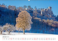 Wunderbare Fränkische Schweiz (Wandkalender 2019 DIN A2 quer) - Produktdetailbild 1