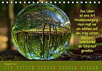 Wunderbare Waldkugeln (Tischkalender 2019 DIN A5 quer) - Produktdetailbild 8