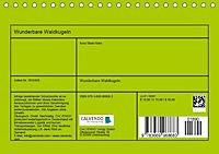 Wunderbare Waldkugeln (Tischkalender 2019 DIN A5 quer) - Produktdetailbild 13