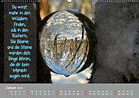 Wunderbare Waldkugeln (Wandkalender 2019 DIN A2 quer) - Produktdetailbild 1