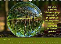 Wunderbare Waldkugeln (Wandkalender 2019 DIN A3 quer) - Produktdetailbild 8