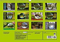 Wunderbare Waldkugeln (Wandkalender 2019 DIN A3 quer) - Produktdetailbild 13