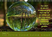 Wunderbare Waldkugeln (Wandkalender 2019 DIN A4 quer) - Produktdetailbild 8