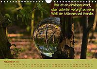 Wunderbare Waldkugeln (Wandkalender 2019 DIN A4 quer) - Produktdetailbild 11