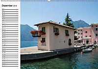 WUNDERBARER GARDASEE Riva del Garda und Torbole (Wandkalender 2019 DIN A2 quer) - Produktdetailbild 12