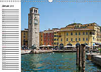 WUNDERBARER GARDASEE Riva del Garda und Torbole (Wandkalender 2019 DIN A3 quer) - Produktdetailbild 1
