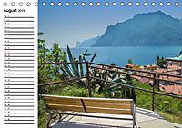 WUNDERBARER GARDASEE Riva del Garda und Torbole (Tischkalender 2019 DIN A5 quer) - Produktdetailbild 8