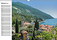 WUNDERBARER GARDASEE Riva del Garda und Torbole (Wandkalender 2019 DIN A3 quer) - Produktdetailbild 2