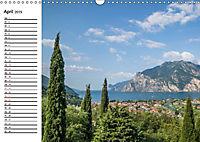 WUNDERBARER GARDASEE Riva del Garda und Torbole (Wandkalender 2019 DIN A3 quer) - Produktdetailbild 4