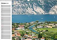 WUNDERBARER GARDASEE Riva del Garda und Torbole (Wandkalender 2019 DIN A3 quer) - Produktdetailbild 10