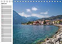 WUNDERBARER GARDASEE Riva del Garda und Torbole (Tischkalender 2019 DIN A5 quer) - Produktdetailbild 6