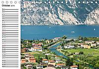 WUNDERBARER GARDASEE Riva del Garda und Torbole (Tischkalender 2019 DIN A5 quer) - Produktdetailbild 10