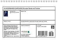 WUNDERBARER GARDASEE Riva del Garda und Torbole (Tischkalender 2019 DIN A5 quer) - Produktdetailbild 13