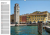 WUNDERBARER GARDASEE Riva del Garda und Torbole (Wandkalender 2019 DIN A2 quer) - Produktdetailbild 1