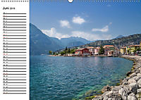 WUNDERBARER GARDASEE Riva del Garda und Torbole (Wandkalender 2019 DIN A2 quer) - Produktdetailbild 6