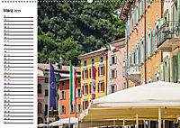 WUNDERBARER GARDASEE Riva del Garda und Torbole (Wandkalender 2019 DIN A2 quer) - Produktdetailbild 3