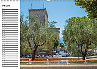 WUNDERBARER GARDASEE Riva del Garda und Torbole (Wandkalender 2019 DIN A2 quer) - Produktdetailbild 5