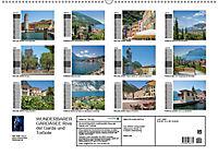 WUNDERBARER GARDASEE Riva del Garda und Torbole (Wandkalender 2019 DIN A2 quer) - Produktdetailbild 13