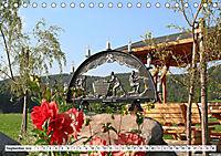 Wunderbares Erzgebirge (Tischkalender 2019 DIN A5 quer) - Produktdetailbild 9